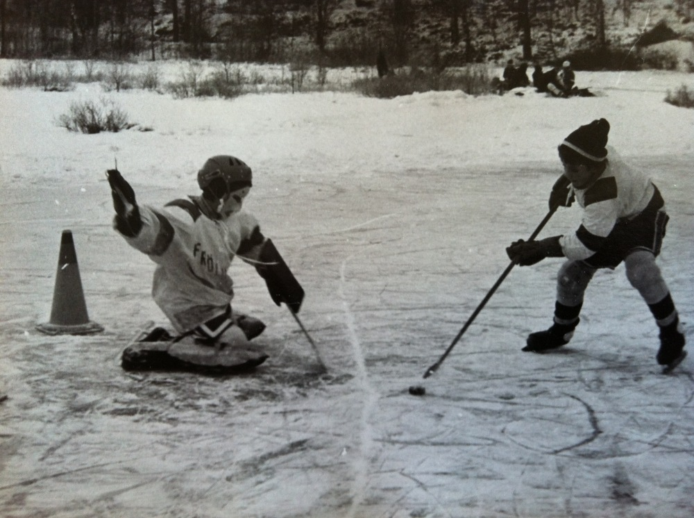 hockeydamm