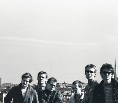 Kaj Martin & Stick, svensk orkester 1977 - 1983