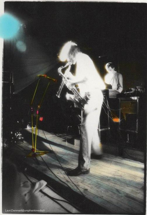 Gomer Explensch Errols och tony Vibrato 1982